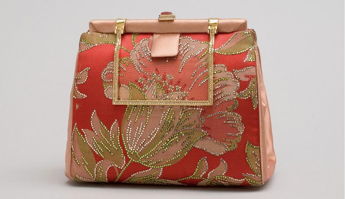 Judith Leiber, Judith Leiber dies, Gerson Leiber, Gerson Leiber dies, fabulous handbags, fashion icon, luxury fashion, luxury handbags, minaudières, jeweled minaudières, jeweled handbags