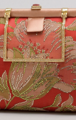 Judith Leiber, Judith Leiber dies, Gerson Leiber, Gerson Leiber dies, fabulous handbags, fashion icon, luxury fashion, luxury handbags, minaudières, jeweled minaudières, jeweled handbags