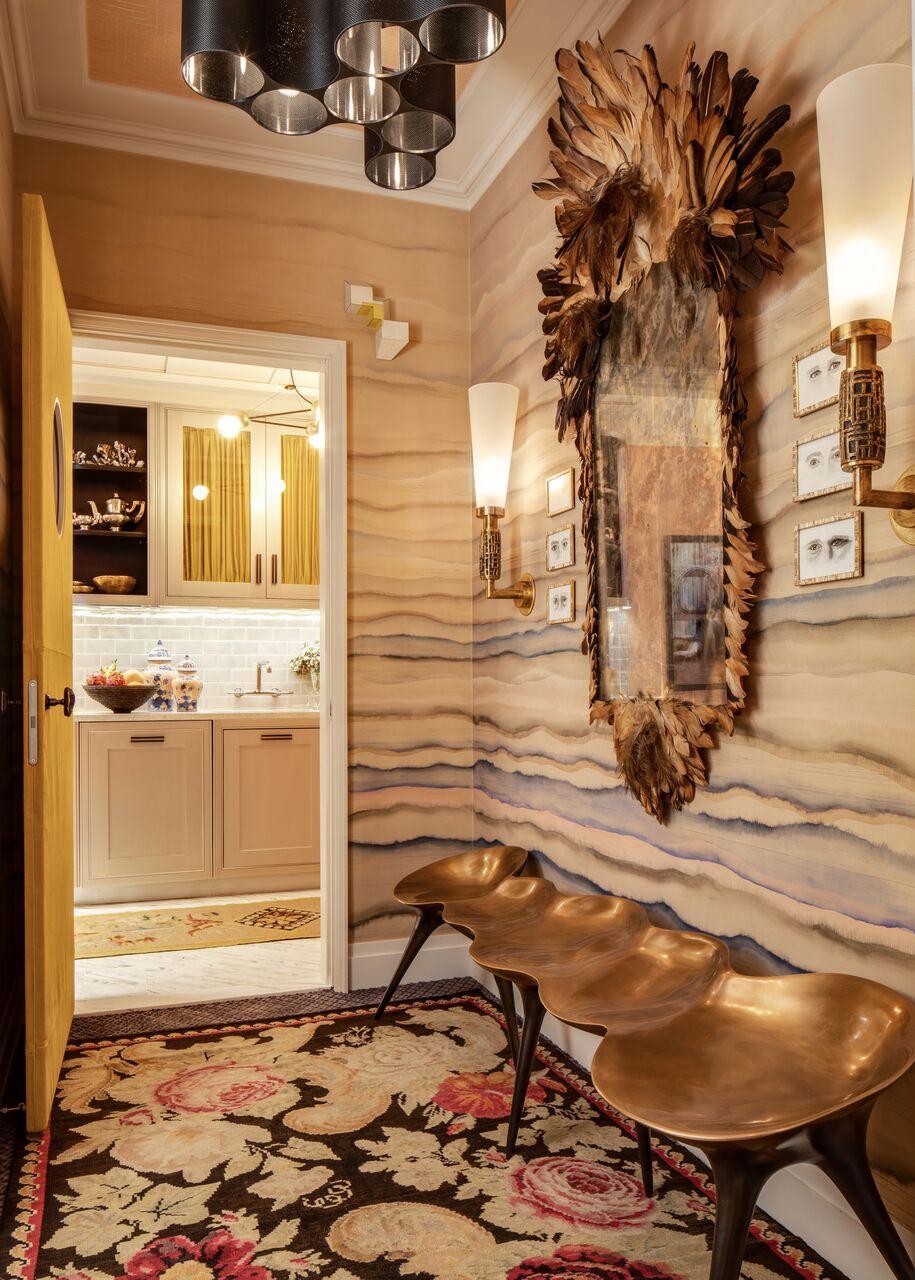 Top Interior Designers, Exclusive Designers, New York City Interior Designers, Luxury Interior Designers, Kips Bay Show House, Wesley Moon