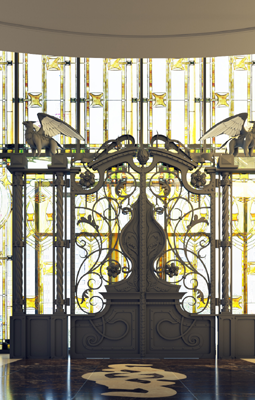 Studia 54, Studio 54, Top Interior Designers, Top Russian Designers, Russian Interior Designers, International Interior Designers, luxury design, luxury designers, exclusive designers - interior design ideas - best interior designers in russia - top russian interior designers - iron gate designs - the most spectacular building entrances