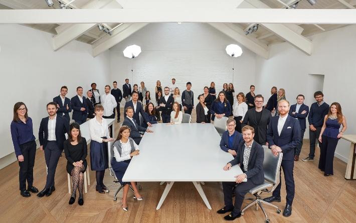 David Collins, David Collins Studio, UK Based Interior Designers, UK top interior designs, UK best interior designers, London interior design, London's best interior designers