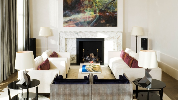 Top Interior Designers: David Collins