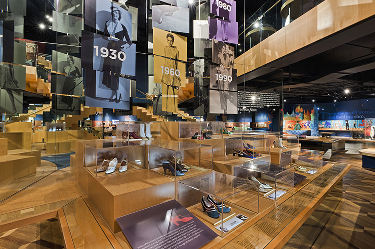 Bata Shoe Museum, Top Fashion Museums, Fashion Museums, fashion museums Canada