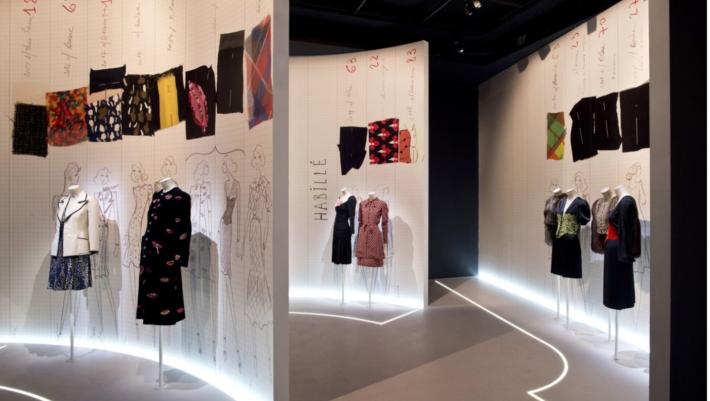 Top Fashion Museums, Fashion Museums, Fashion museum Paris, Yves Saint Laurent, Fondation Pierre Bergé-Yves Saint Laurent