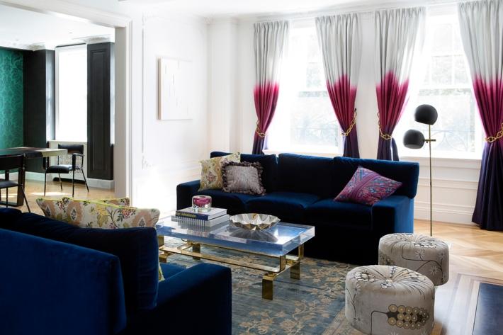 window treatment tips, interior design inspiration, interior design tips, ultra-violet interior
