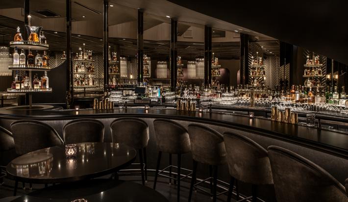 BLVD Chicago Bar - Top restaurants in chicago - best restaurants in Chicago - studio k - karen herold - top restaurant designers - best restaurant designers