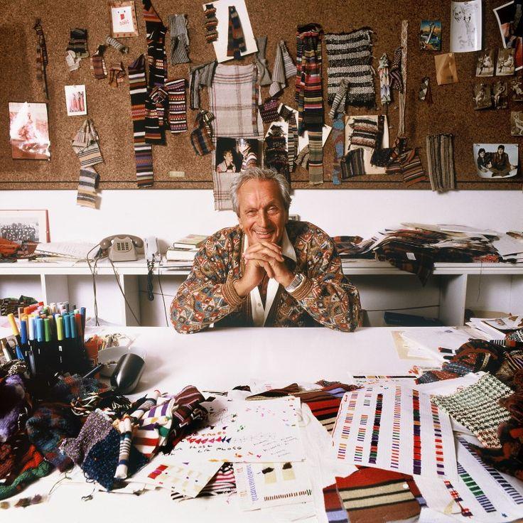Ottavio Missoni, Missoni, Missoni Zig-Zag, Iconic Designs, Iconic Design, Design Icons