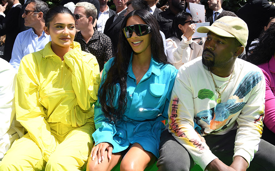 Virgil Abloh, Louis Vuitton, Off-White, Paris Men's Fashion Week, Louis Vuitton creative director, Paris Men's Fashion Week, Palais Royale, Kanye West, Kim Kardashian, Kylie Jenner