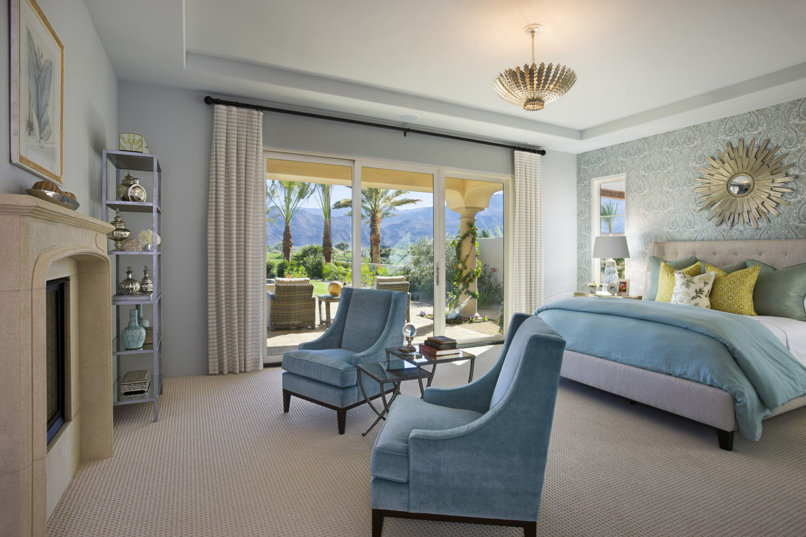 Barclay Butera, Barclay Butera Interiors, west-coast designers, luxury designers, exclusive designers, top interior designers, California interior designers, Greystone, Palm Springs, California,