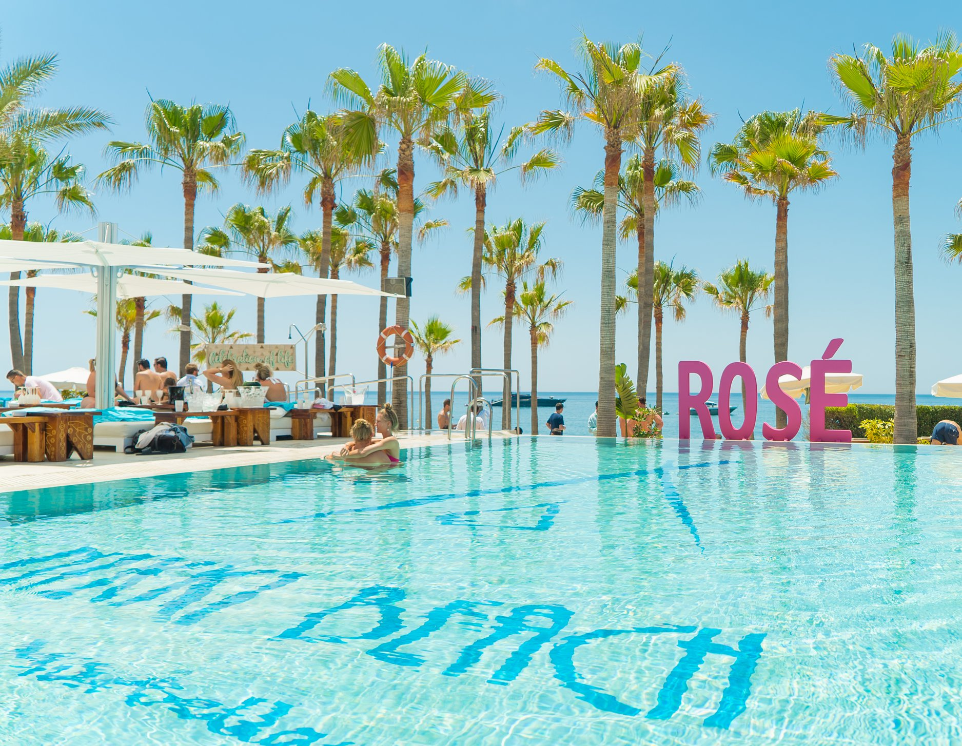 Best Beaches in Europe, Nikki Beach, best beaches in Spain, best beach clubs in Spain