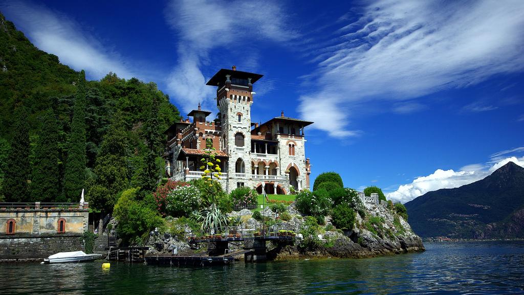 Lake Como, villas of Lake Como, Lake Como villas, luxury villas in lake como, villa la gaeta