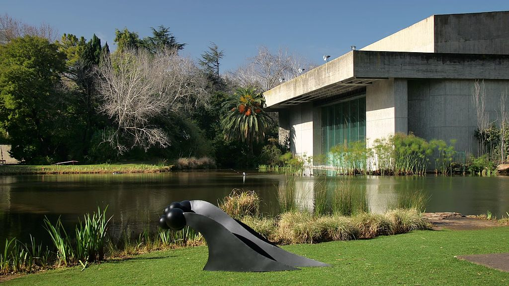 Calouste Gulbenkian Museum Garden - Design Lovers Guide to Portugal - Things to Do In Portugal for Architecture, Art & Design Lovers - best musuems portugal - best art museums portugal