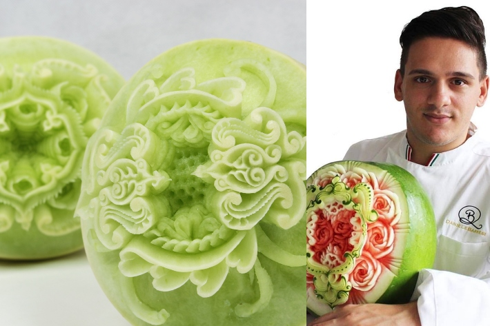 The Art of Food, Fine Dining, Chef Daniele Baressi, Daniele Baressi, Culinary, best restaurants