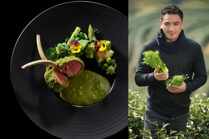 The Art of Food, Fine Dining, Chef Nick Pitthayanont, Nick Pitthayanont, Culinary, Fine Dining, best restaurants