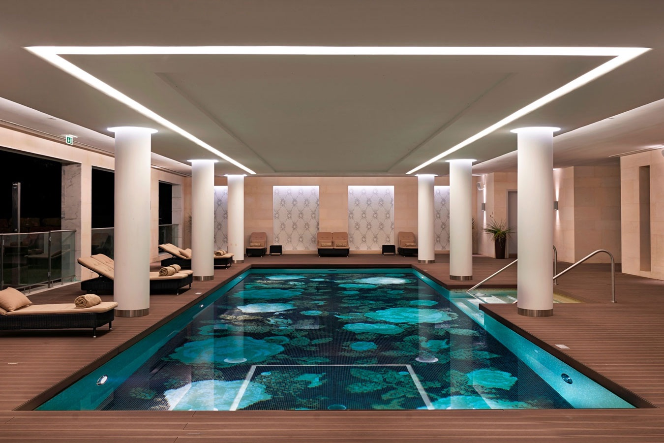 Conrad Algarve Spa - Design Lovers Guide to Portugal: Things to Do In Portugal for Architecture, Art & Design Lovers - best spas in portugal - most beautiful spas in the world
