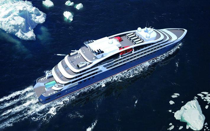 Edie Rodriguez - Ponant Cruises