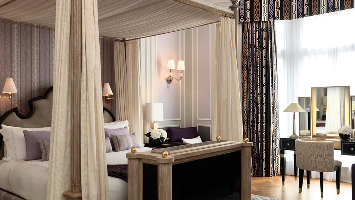 Grand Piano Suite Claridges London - Luxury Hotels - Fashion Designer Hotels - Diane von Furstenberg