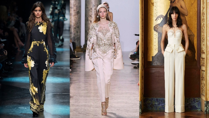64e959b3d46 ... Here s How You Pull Off Jumpsuits With Suave. How to Style a Jumpsuit -  Roberto Cavalli Fall 2015 Ready-to-Wear -