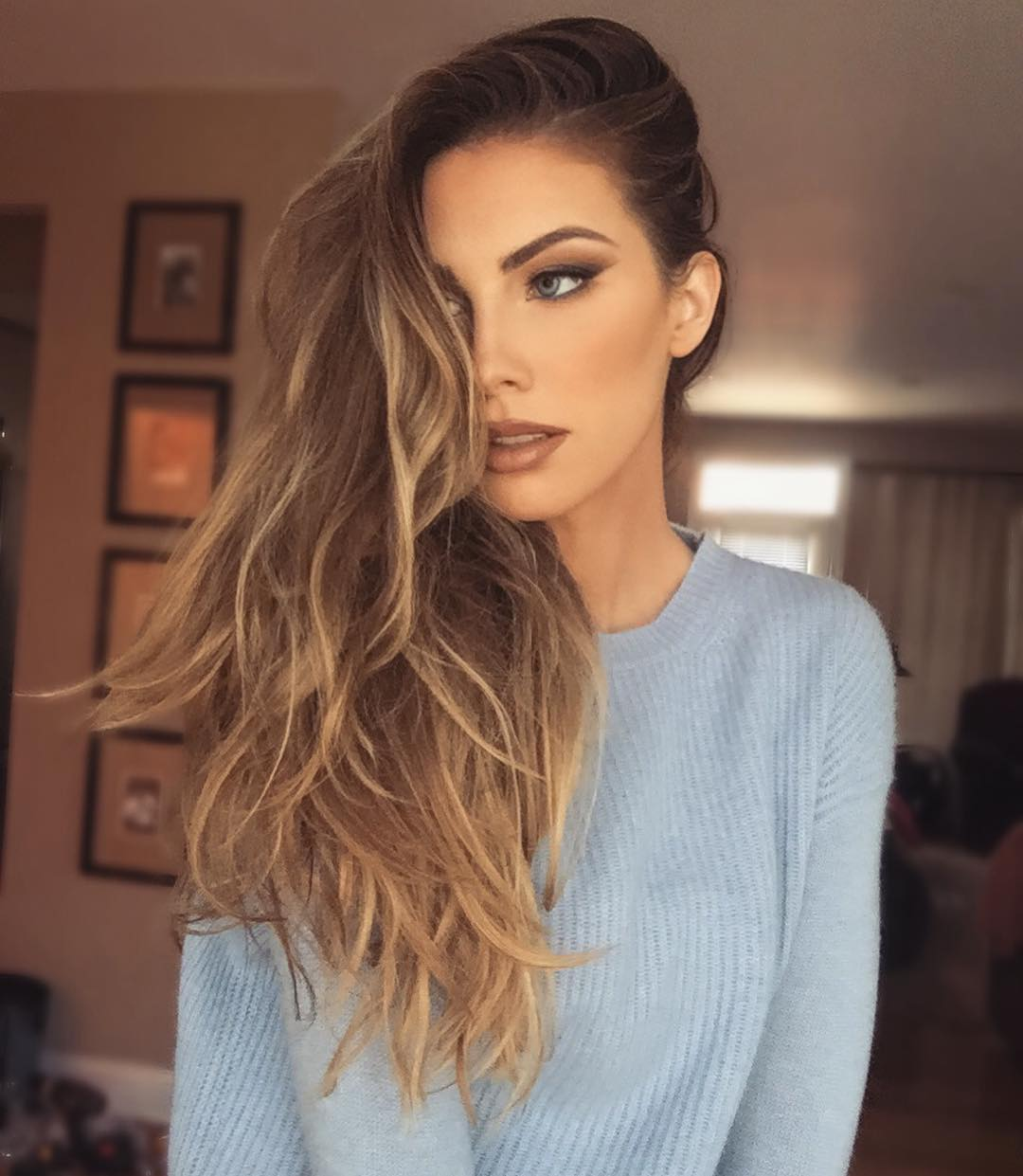 Katherine Webb - McCarron - AJ Mccarons wife - women empowerment - empowering models - own your beauty
