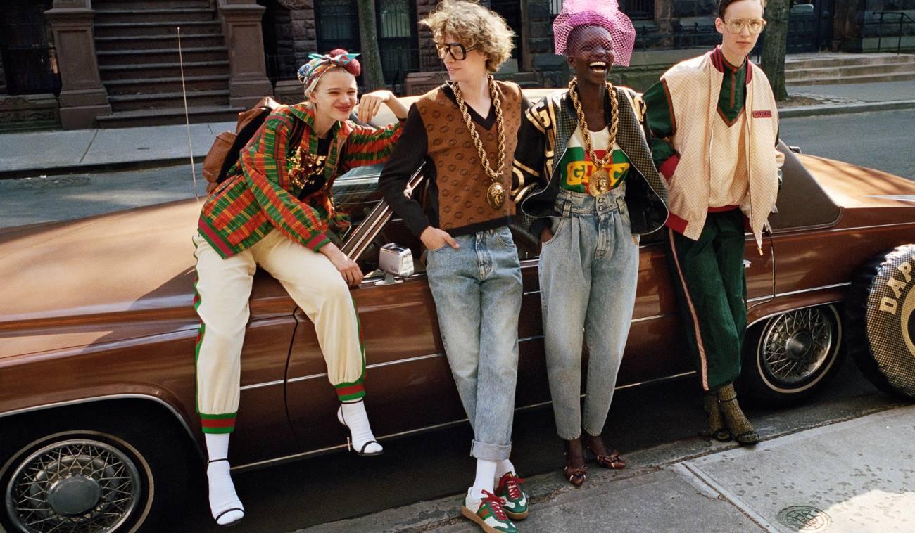 Luxury Streatwear - Gucci Dapper Dan Collection - Source Gucci - designer streetwear - luxury clothing - urban clothing - streetwear trends