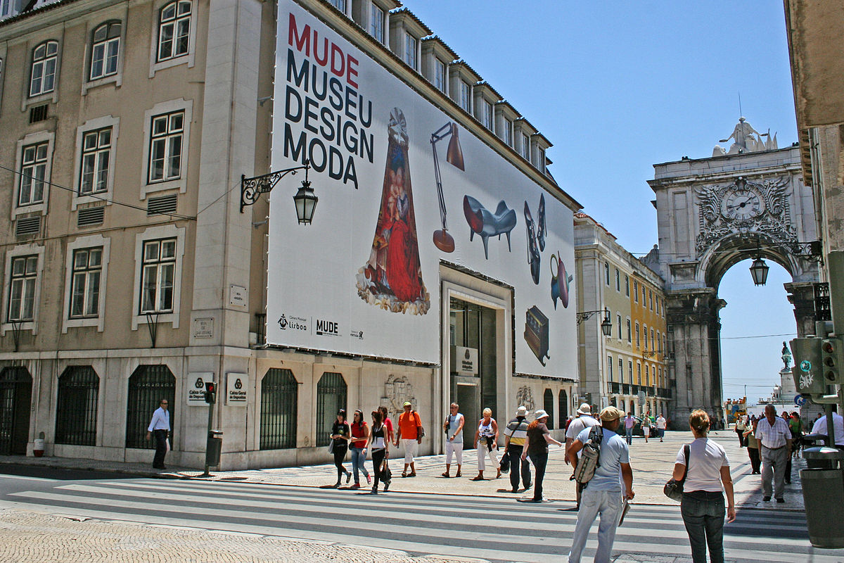 MUDE Museum of Design and Fashion Lisbon - Design Lovers Guide to Portugal - Things to Do In Portugal for Architecture, Art & Design Lovers - best museums in lisbon - best museums in portugal - fashion museums in portugal - design musuems in portugal