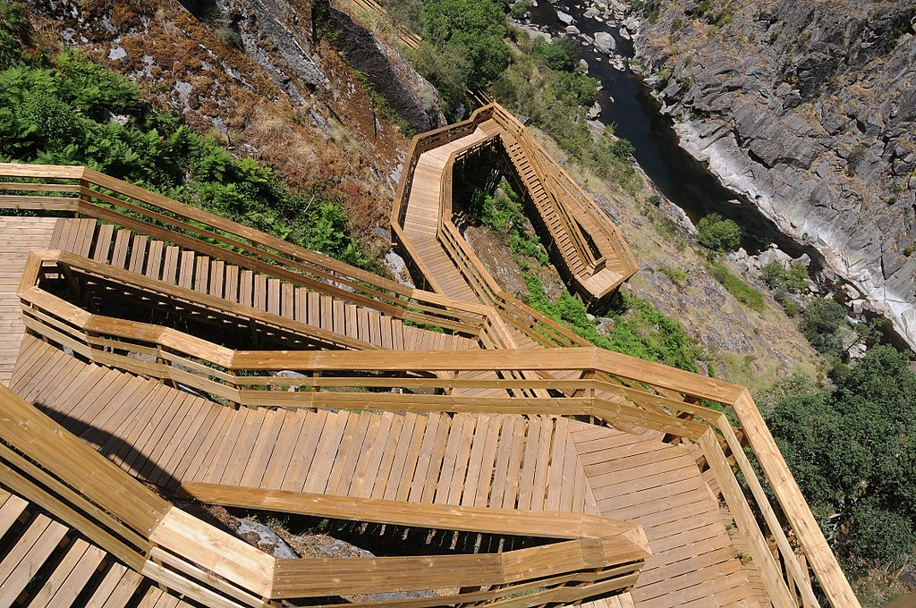 Paiva Walkways Portugal - Design Lovers Guide to Portugal - Things to Do In Portugal for Architecture, Art & Design Lovers - most beautiful places in portugal - best walks in portugal