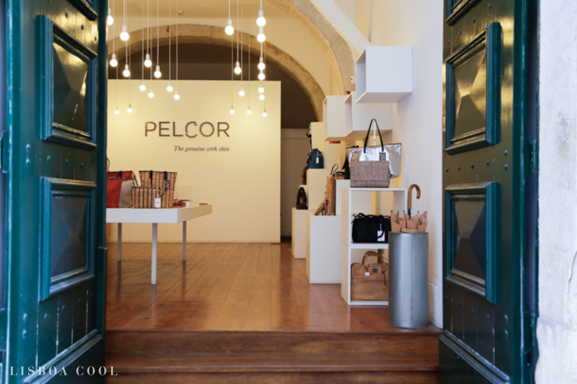 Pelcor Cork Lisbon - Design Lovers Guide to Portugal: Things to Do In Portugal for Architecture, Art & Design Lovers - best shopping in portugal - best design stores in portugal - best furniture stores in portugal - cork in portugal