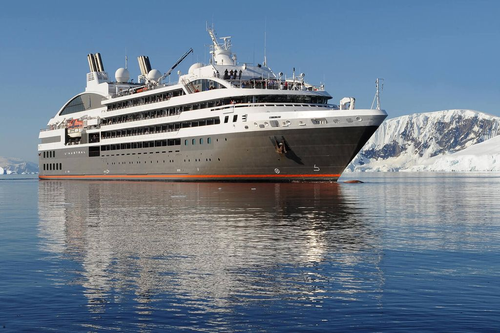 Ponant Cruises - L'Austral - Edie Rodriguez - luxury cruise lines - luxury travel - best cruises in the world - expedition cruises
