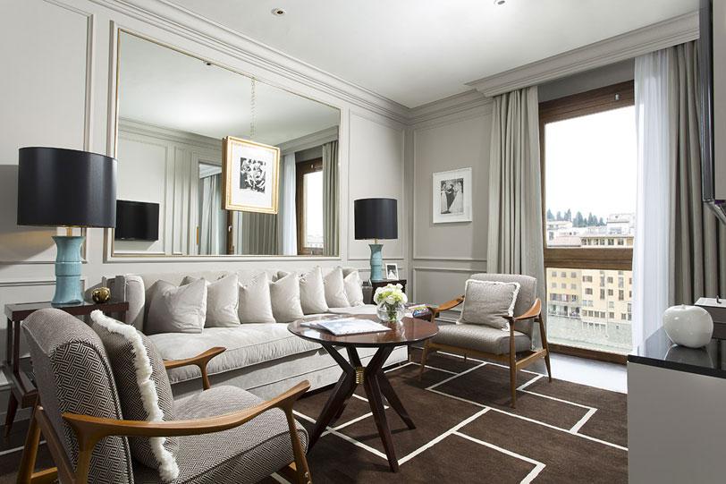 Portrait Firenze - Salvatore Ferragamo Hotel - Lugarno Collection Hotel - Luxury Hotels - Fashion Designer Hotels - best hotels in florence - ferragamo hotels