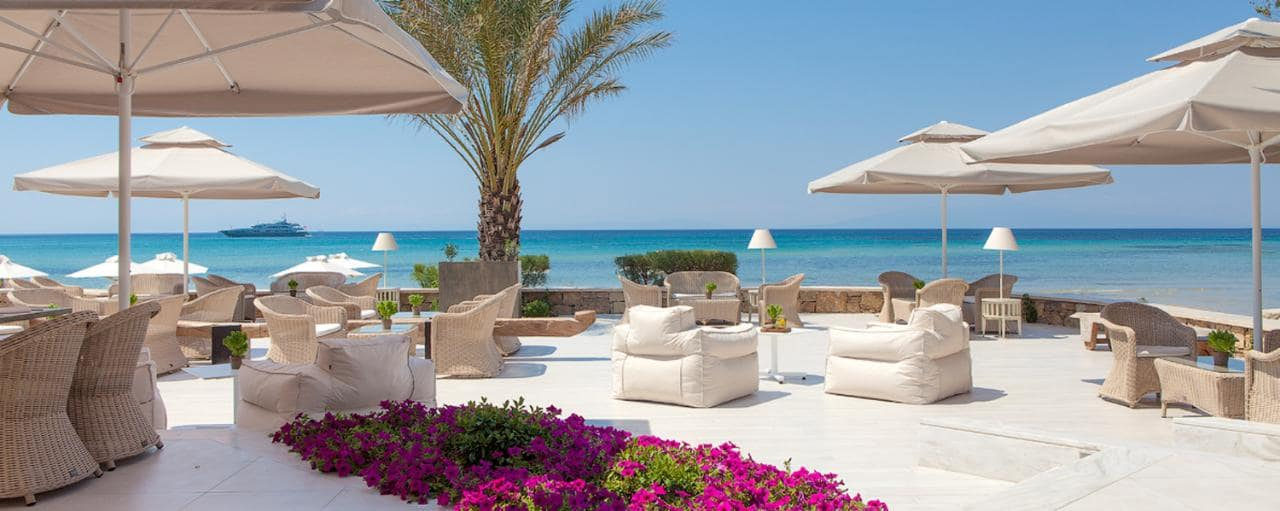 Sani Resort, Best Beaches in Europe, best beach clubs in Europe, best beaches in Greece, best beach clubs in Greece, private beach clubs in Greece