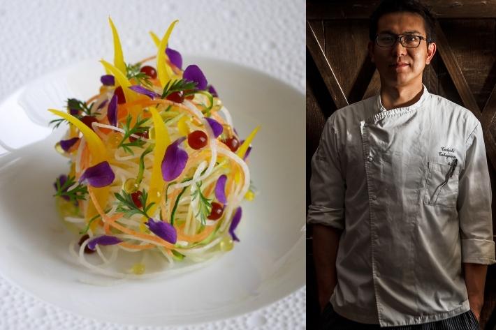 The Art of Food, Fine Dining, Chef Tadishi Takayama, Restaurants in Italy, Fine Dining, top restaurants, Tadishi Takayama