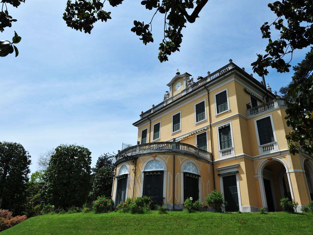 Villa Margherita Ricordi, Lake Como, villas of lake como, lake como villas