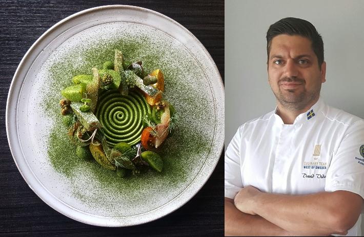 The Art of Food, Fine Dining, Chef David Vidal, Sweden Fine Dining, top restaurants, David Vidal,