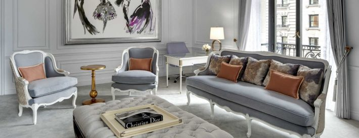15 Top Luxury Hotels and Suites by Fashion Designers, Luxury Suites, Luxury, Design, Top Fashion designers, Luxury Hotel, Luxury Suites, New York Hotel, New York, Dior, St. Regis