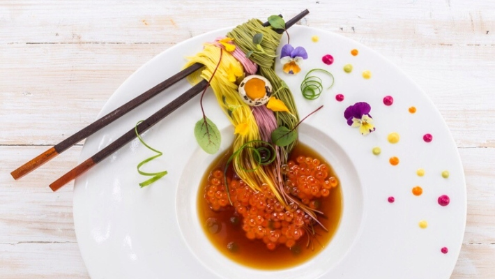 Food Art: Meet the Chefs Who Make Dishes Almost Too Stunning to Eat