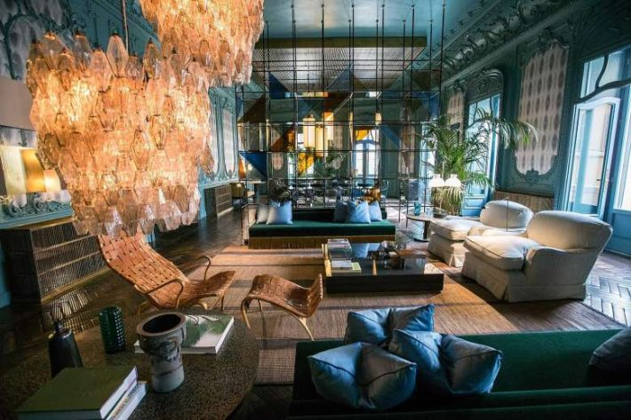 15 Top Luxury Hotels and Suites by Fashion Designers, Luxury Suites, Luxury, Design, Top Fashion designers, Luxury Hotel, Luxury Suites, Fendi, Rome