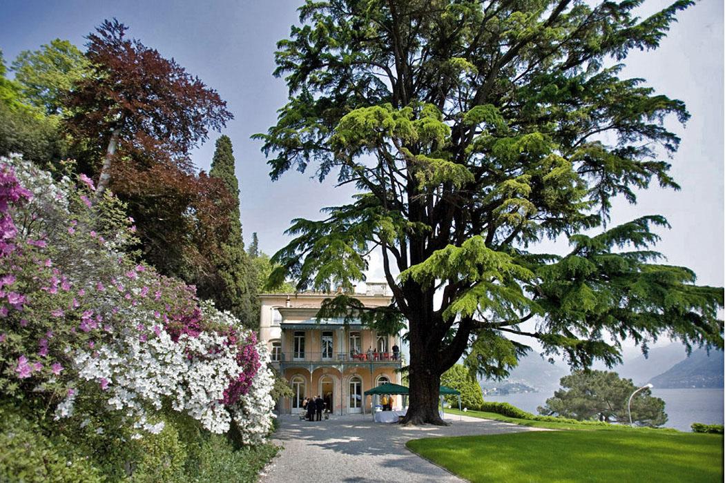 Villa Del Grumello, lake como villas, lake como, villas of lake como, villas in italy, italian villas