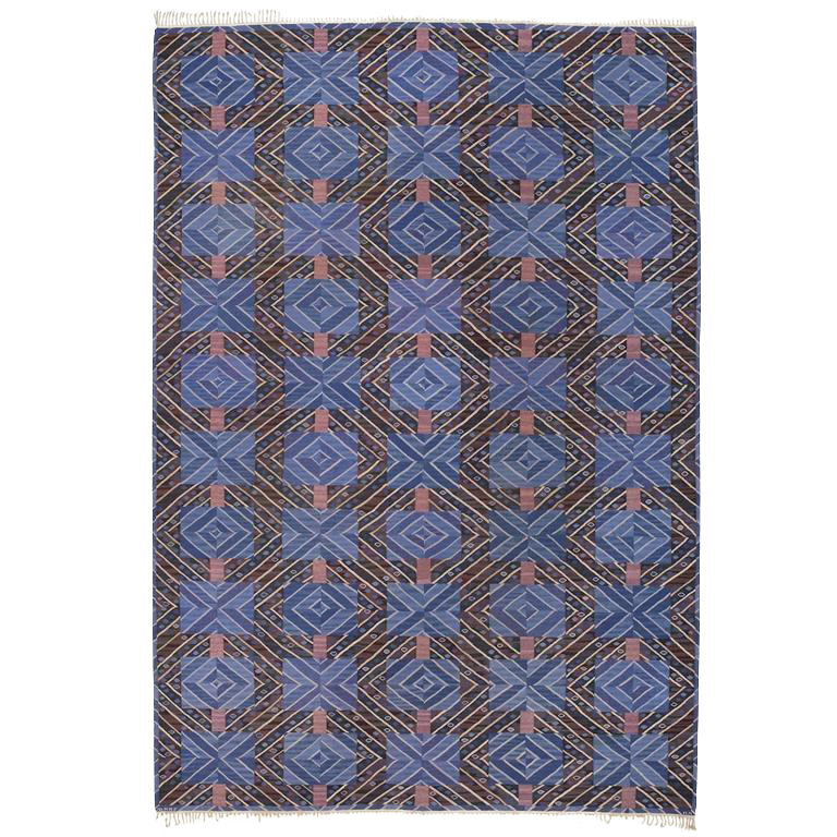 marta maas fjetterstrom rug - vintage rugs - antique rugs - antiques