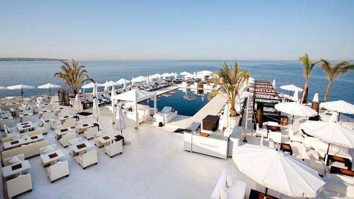 Best beaches in Europe, best beach clubs in spain, best beach clubs in mallorca, top private beach clubs in spain