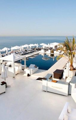 Best beaches in Europe, best beach clubs in spain, best beach clubs in mallorca, top private beach clubs in spain