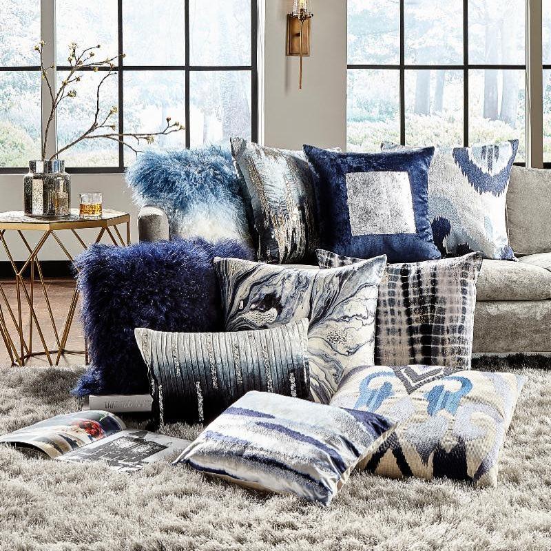 Cloud9 Design Pillows - Cloud9 Pillows - Sam Golchha - decorative accent pillows - unique accent pillows - unique home accessories - unique home fashion - luxury home accessories - luxury home decor - luxury pillows