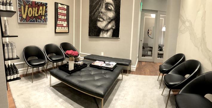 Dr Lara Devgan Reception Room