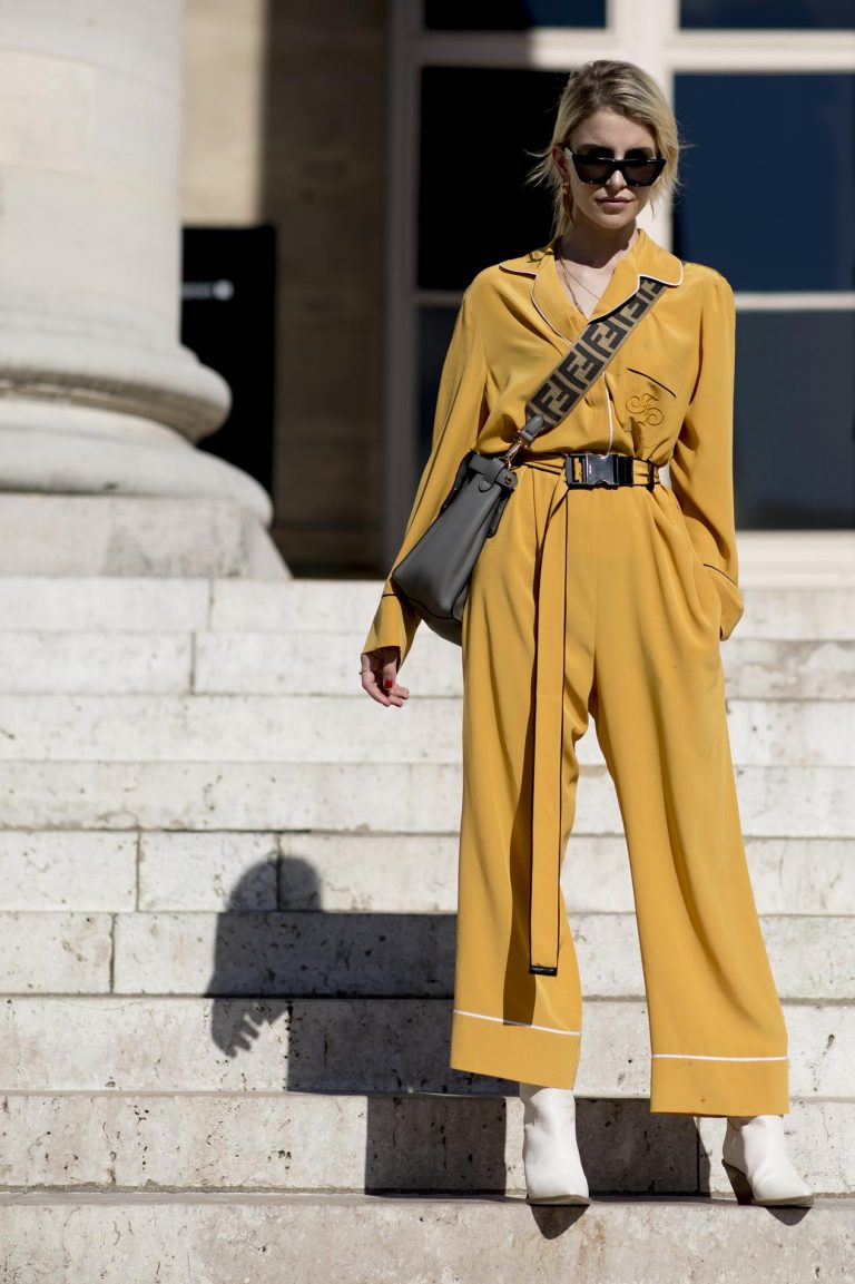 How to Dress to Impress When Traveling the World - #Lookea - fendi - jumpsuits - travel outfit ideas