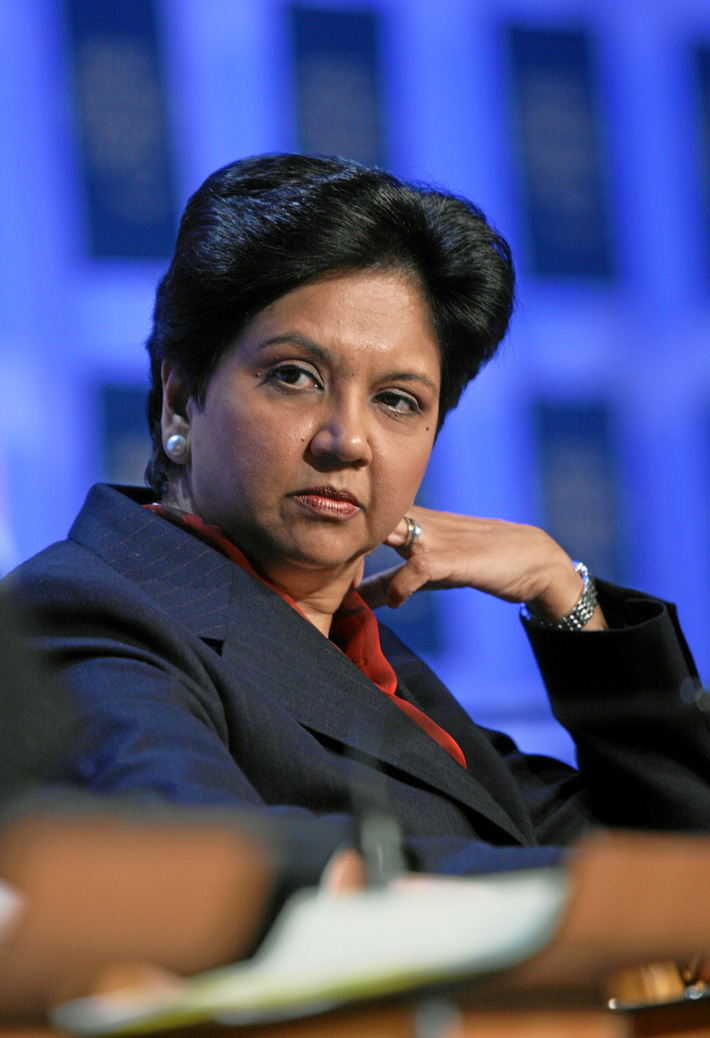 The Woman Behind the Man - Corporate Global Citizenship in the 21st Century - Indra K. Nooyi - pepsi co ceo - powerful women - women empowerment - empowering women