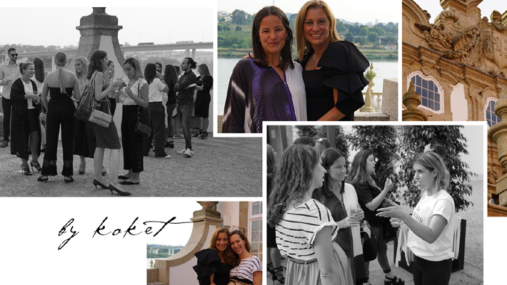 Team Building With KOKET Furniture: Inspiration Shines at Brand's Annual Meeting
