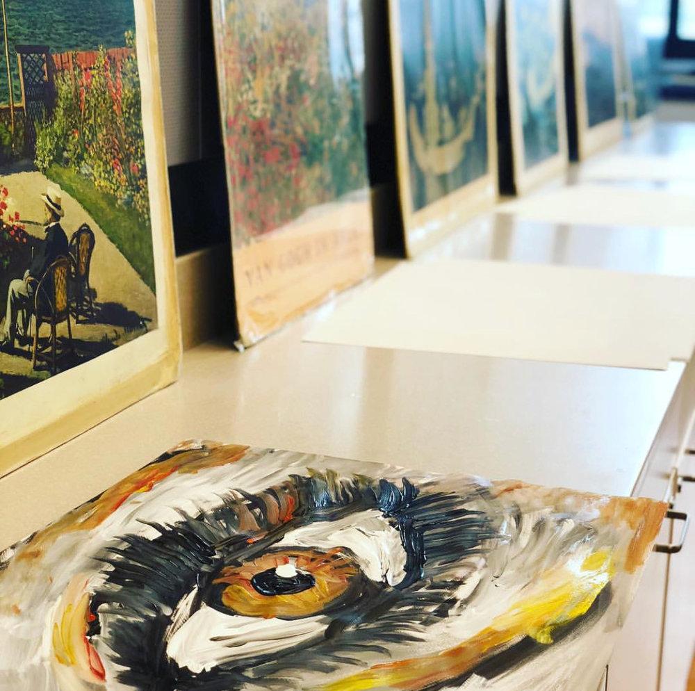 dr lara devgan art eyes - dr lara devgan at the metropolitan museum of art