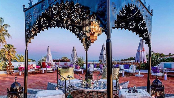 Party Planning Tips - How to Plan an Exclusive Party - Vila Vital Parc Algarve - arabian dream - arabian party setting