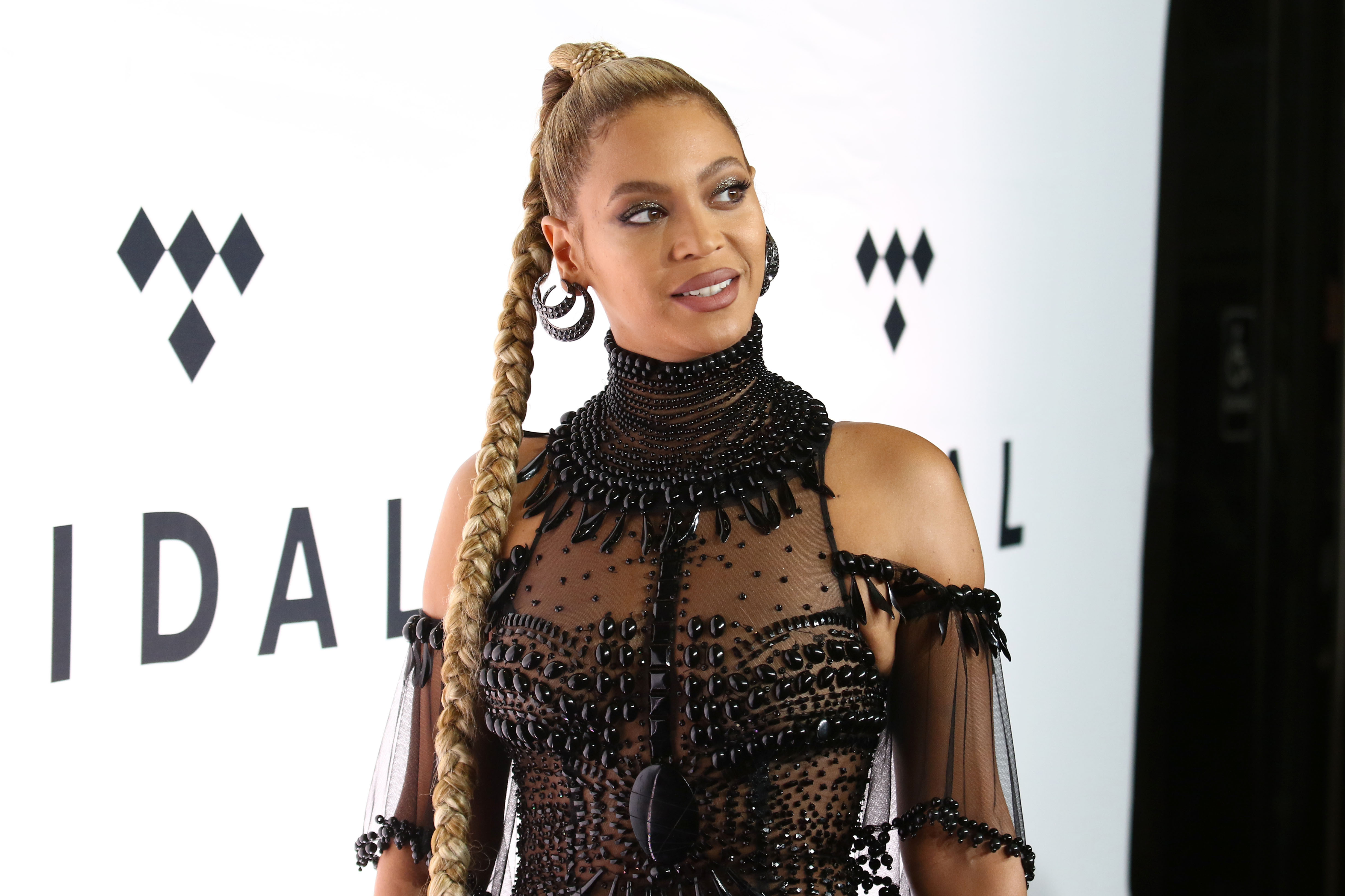 Beyonce Knowles attends the TIDAL X 1015 concert at the Barclays Center on October 15, 2016, in New York - Photo by JStone via Shutterstock - Women Empowerment Songs - women empowering women - modern feminists - 21st century feminists