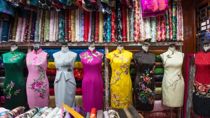 Fabric Market Shanghai South Bund - bespoke clothing shanghai - things to do in shanghai - shanghai fabric market