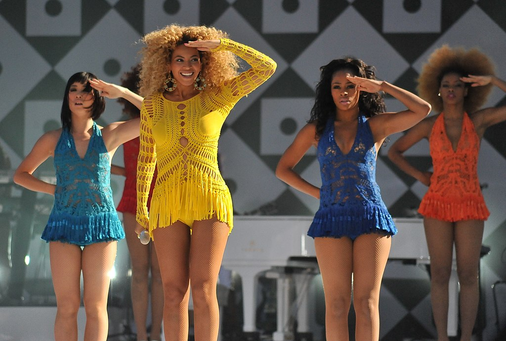 Beyonce - Good Morning America's Summer Concert Series - Central Park, Manhattan NYC - Photo by Asterio Tecson via Wikimedia Commons - Women Empowerment Songs - feminist songs - women empowering women - destinys child - beyonce knowles - girl power - modern feminists - 21st century feminists